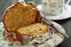 Giada De Laurentiis' Almond Cake with Orange: Take out the calories and keep the flavors with this almond cake recipe from celebrity chef Giada De Laurentiis.