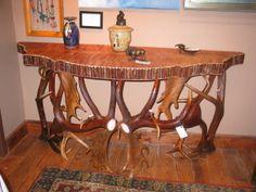antler furniture - Google Search