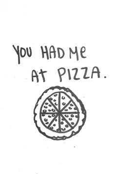 Discover and share Quotes I Love Pizza. Explore our collection of motivational and famous quotes by authors you know and love. Comic Couple, Happy Quotes, Me Quotes, Food Quotes, Pizza Quotes, Quotes About Pizza, Tumblr Transparents, I Love Pizza, Describe Me