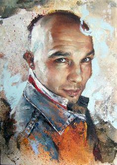 Paintings by Morgan Penn | Cuded
