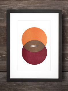 Blacksburg Common | Virginia Letterpress Print - Old Try - ´X°