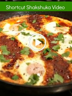 Watch this Shortcut Matbucha Shakshuka Video *Giveaway* | Joy of Kosher with Jamie Geller