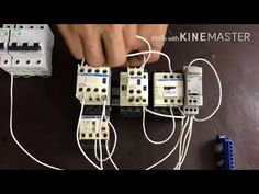 Electrical Diagram, Electrical Wiring, Ac Circuit, Power Strip, Youtube, Residential Electrical, Electrical Projects, Step By Step, Power Lineman