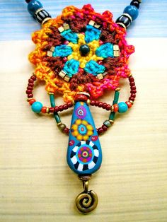 ~ Crochet Jewelry ~ | Flickr - Photo Sharing!