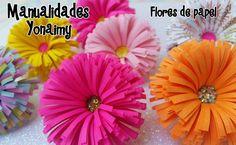 121 Mejores Imagenes De Flores Fabric Flowers Paper Flowers Y