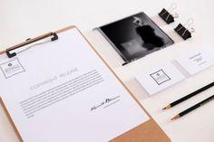Branding Bundle Logo Design. Monograms Essential by LaCatrinaArt