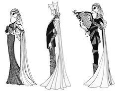 The Targaryen Children by Hogan McLaughlin