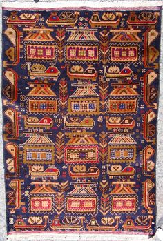 """War Rugs: The Obscure Collectors Market for Afghan """"Kitsch"""""""