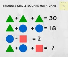 Solve Algebra, Calculus, Geometry, Trigonometry, accounting & more math problems Math Fractions Worksheets, Maths Algebra, Maths Puzzles, Fun Math Games, Math Activities, Math Riddles With Answers, Algebra Projects, Logic Math, Algebra Problems