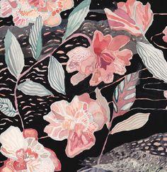 Flowers by unitedthread