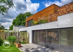 #landscape #architecture #garden #resting #place #bench #terrace Outdoor Decor, House, Home, Burglar Bars, Places, Blinds