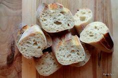 Filoni di Semola con Pasta Madre Pasta, Bread, Cheese, Recipes, Food, Brot, Essen, Baking, Eten