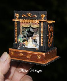 how to: miniature theater (with printables)