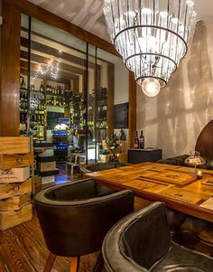 Great Wine Bar -Athens' Hippest Neighborhood: The Seaside Glamor of Glyfada