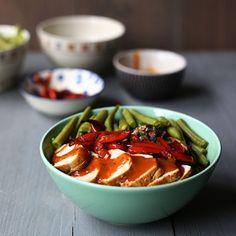 Tasty Turkey Enchilada Bowl http://yumgoggle.com/tasty-turkey-enchilada-bowl/ The  Tortilla Channel