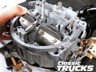 Read all about the correct technique and performance options you have when tuning your aftermarket carburetor for the best results. Only at Classic Trucks Magazine! New Audi Car, Audi Cars, Custom Trucks, Custom Cars, Carburetor Tuning, Chevy Blazer K5, Classic Trucks Magazine, 1968 Camaro