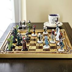 Alice Through the Looking Glass Limited Edition Chess Set | Disney Store Our…