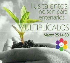 Mateo 25:14-30