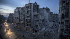Syria conflict: Mas