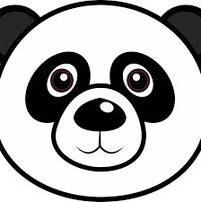 Face panda bear coloring pages. Polar bears have amazing features that allow them to live in the north pole. Despite the polar climate, lots of ice and snowstorms, thick layers of fa. Polar Bear Coloring Page, Panda Coloring Pages, Heart Coloring Pages, Coloring Pages For Kids, Penguin Cartoon, Cartoon Head, Baby Cartoon, Panda Wallpaper Iphone, Panda Wallpapers