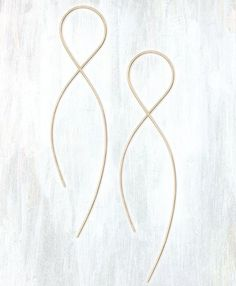 Delicate earrings that you'll love to infinity and beyond. | 31 Beautiful…