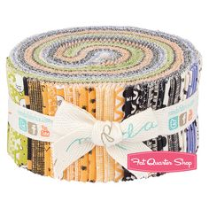 The Boo Crew Jelly Roll Sweetwater for Moda Fabrics