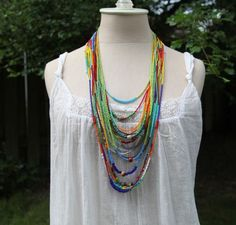 How to Make a Seed Bead Necklace | eBay