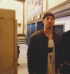 Twenty One Pilots   Josh Dun   Tyler Joseph   Gif   Funny