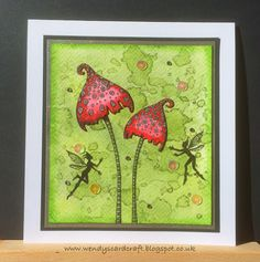 Wendy's Craft: Lavinia Stamps Challenge
