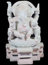 Lord Ganesha is also called Vinayak ( knowledgeable ) or Vighneshwer (god to remove obstacles). He is worshipped, or at least remembered, in the beginning of any auspicious performance for blessings and auspiciousness.