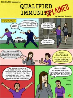 """What is """"qualified immunity,"""" and how does it work? 