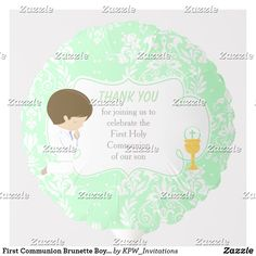 Shop First Communion African American Green Damask Balloon created by KPW_Invitations. American Green, African American Girl, Helium Gas, Photo Balloons, First Communion Invitations, Balloon Shapes, Custom Balloons, First Holy Communion, Invitation Design