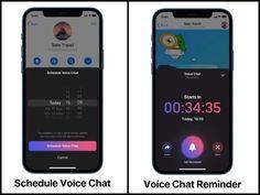 Telegram v7.7, la actualización trae chats de voz programados, nuevas aplicaciones web y más (Android e iOS) Android Apps, Ios, Window Popup, User Interface, The Voice