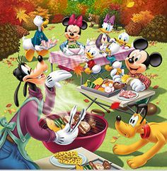 Disney's Mickey & Friends:)