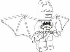 Lego Batman Coloring Pages Printable — Printable Coloring Pages