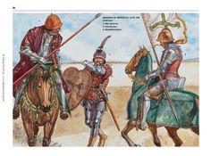 Gerry and Sam Embleton - Portuguese invasion of Morocco, late Fifteenth century  /Gerry y Sam Embleton - La invasión portuguesa de Marruecos, finales del siglo XV