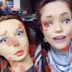 Chegou a hora de criar #porralokice e deixar o audiovisual de cabelo em pé! - Truques de Maquiagem / Paola Gavazzi