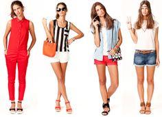 Tendencias, belleza y moda: los mejores looks del verano!!