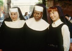 Whoopi Goldberg Will Reprise Iconic Sister Act Role in Musical's London Revival, Poppy Montgomery, Whoopi Goldberg, Maggie Smith, Lionel Richie, Saga Film, Sister Act 2, Will Smith, Movie List, Movie Tv