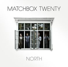 """¿SABÍAS QUE?    """"North"""" de Matchbox Twenty es el primer álbum de la banda en debutar en número 1 en Billboard Top 200."""