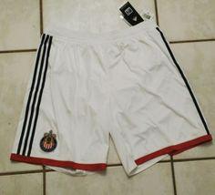 e623a2b3f71 Rare NWT ADIDAS Climacool C.D. CHIVAS USA MLS Soccer Shorts Men's 2XL