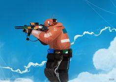 Police of dreams by ProxyGreen on DeviantArt