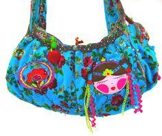 ElPorto bag, pattern by farbenmix.de