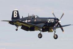 2004.05.051 LA FERTE ALAIS - Chance Vought F4U.4 Corsair (F-AZVJ - code.97264 - B-210 - cn 9418) | Flickr - Photo Sharing!