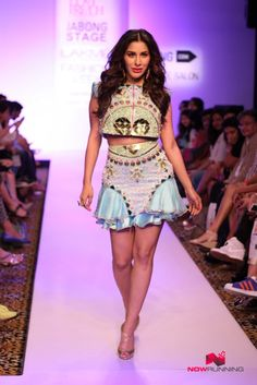 Sophie Chaudhary Walks For Papa Don't Preach By Shubhika