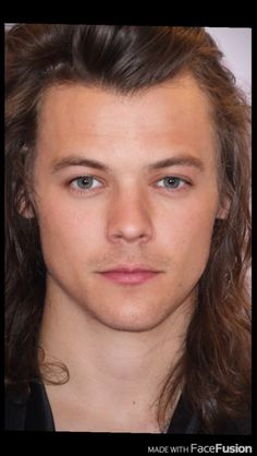 MY LORD HARRY AND LOUIS MORPHED IS THE BEST THING EVER