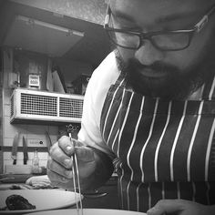 """""""The most important thing to me is to bring a smile to customers faces every time they eat my food. My main ambition is to push Filipino Cuisine on the culinary map."""" - Chef Tim De La Cruz"""