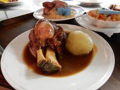 Pork Knuckle in Germany