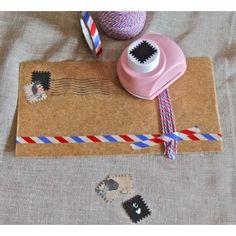Troqueladora en forma de sello <3