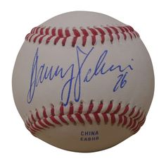Danny Valencia Autographed Rawlings ROLB Leather Baseball, Proof Photo. Danny Valencia Signed Rawlings Baseball, Seattle Mariners, Oakland Athletics, A's, Toronto Blue Jays, Boston Red Sox, KC Royals, Proof   This is a brand-new Danny Valencia autographed Rawlings official league leather baseball. Danny signed the baseball in blueball point pen.Check out the photo of Danny signing for us. ** Proof photo is included for free with purchase. Please click on images to enlarge. Please browse…